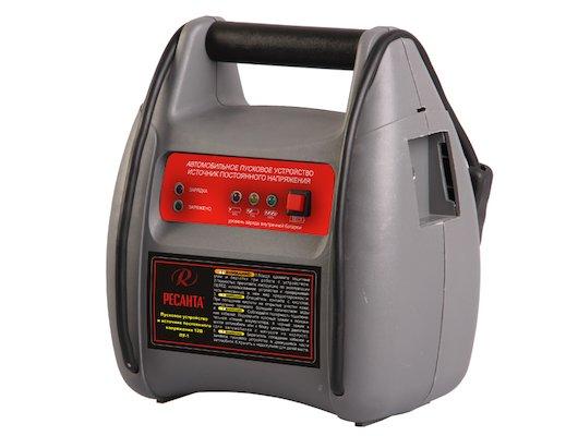 Автомобильное зарядное устройство Ресанта ПУ-1