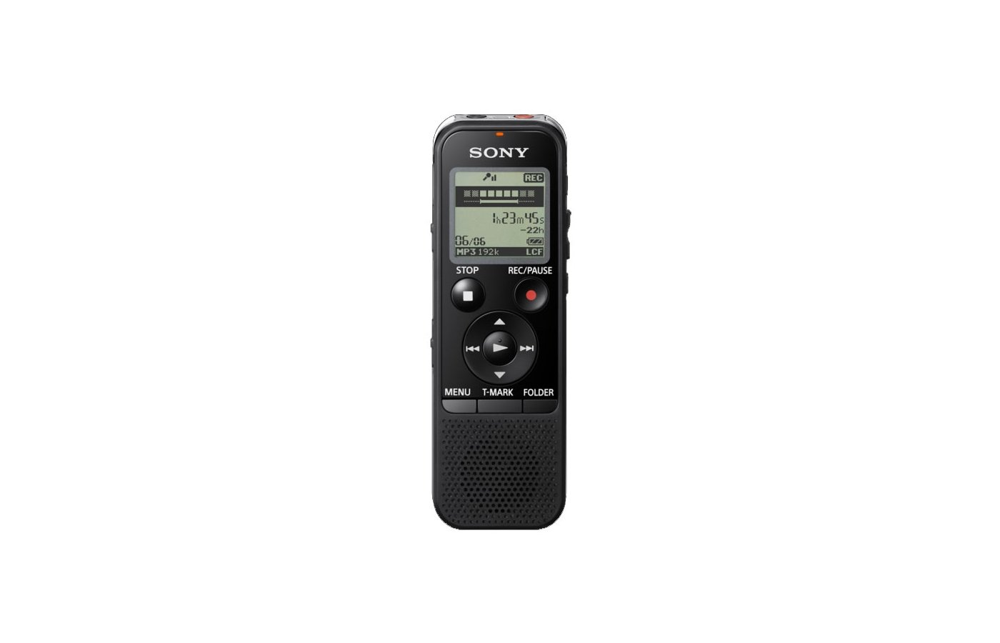 Диктофон SONY ICD-PX440 4Gb Black