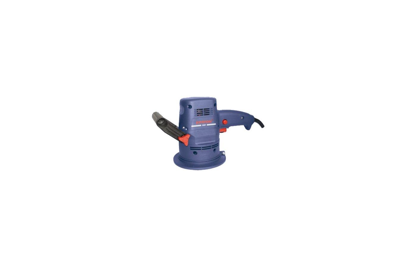 Эксцентриковая шлифовальная машина КРАТОН ES-02