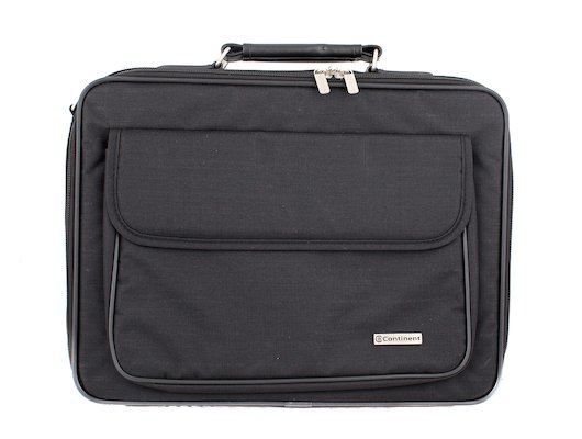 Кейс для ноутбука Continent CC-03 до 15.4 (нейлон черный)
