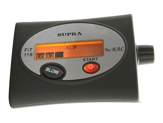 Алкотестер SUPRA ATS-150 черный