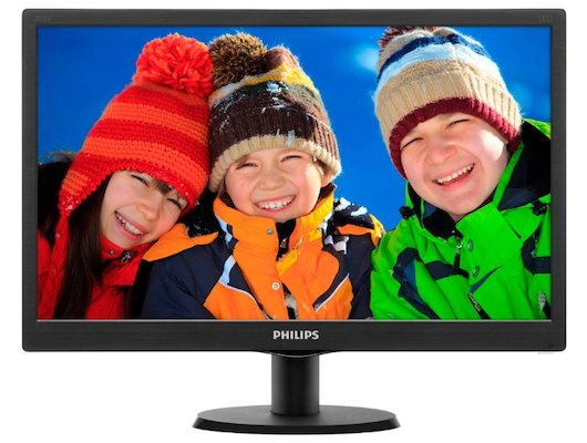 "ЖК-монитор 20"" Philips 203V5LSB26/62"