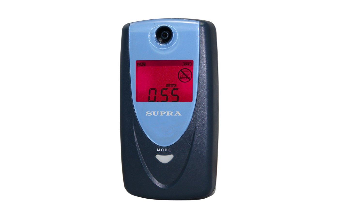 Алкотестер SUPRA ATS-250 синий