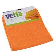 Фото Инвентарь для уборки VETTA 448-021 тряпка для пола из микрофибры в клетку