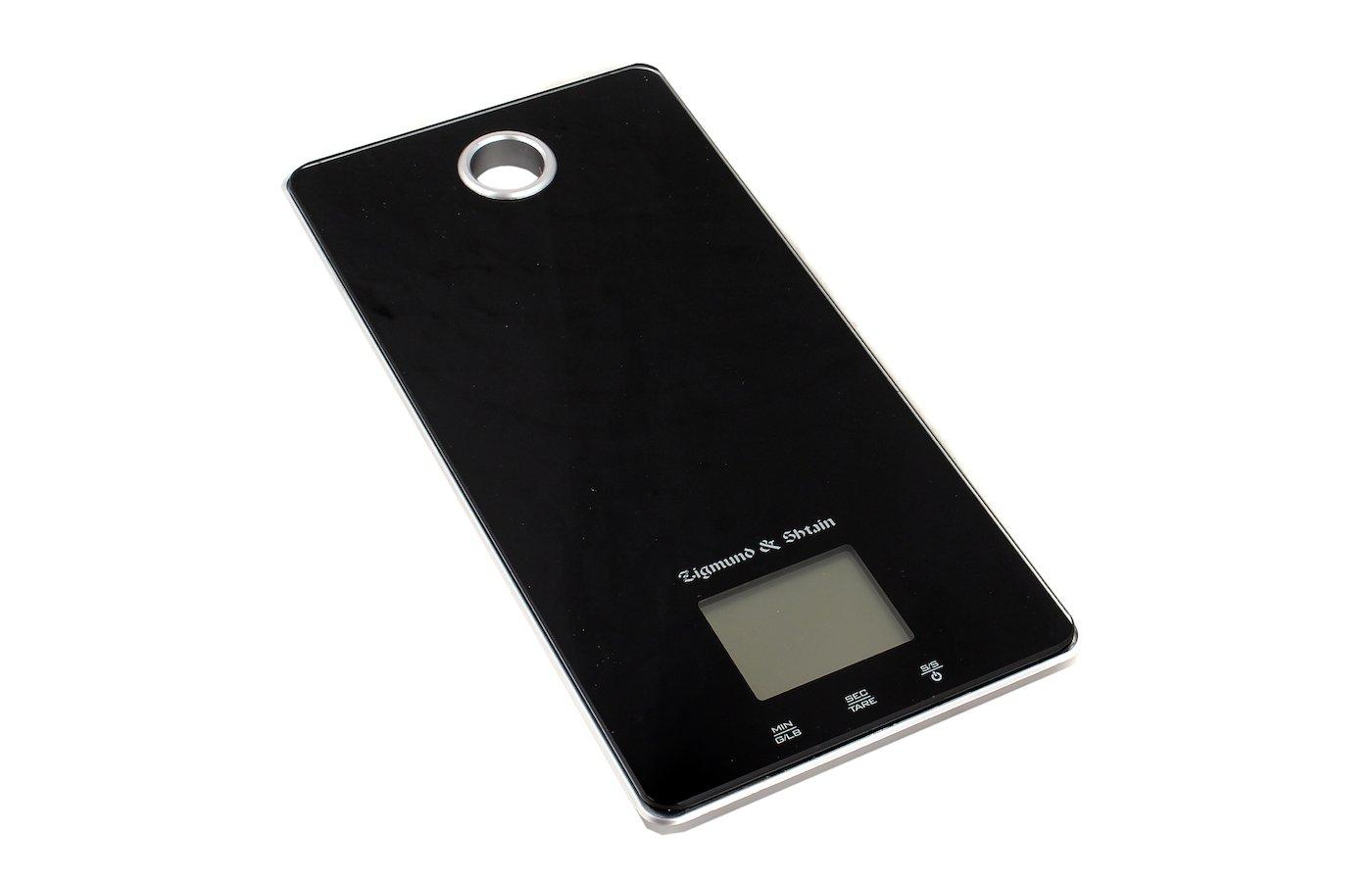Весы кухонные ZIGMUND SHTAIN DS-15 TB
