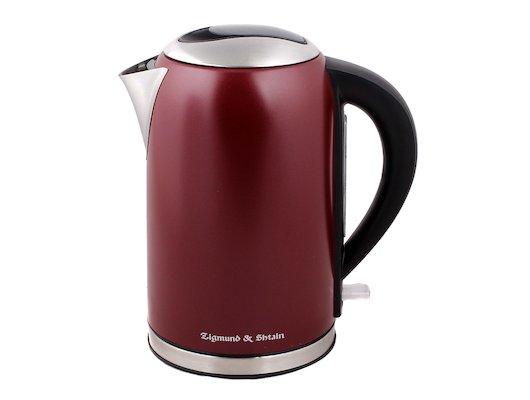 Чайник электрический  ZIGMUND SHTAIN KE-517 SP CHERRY