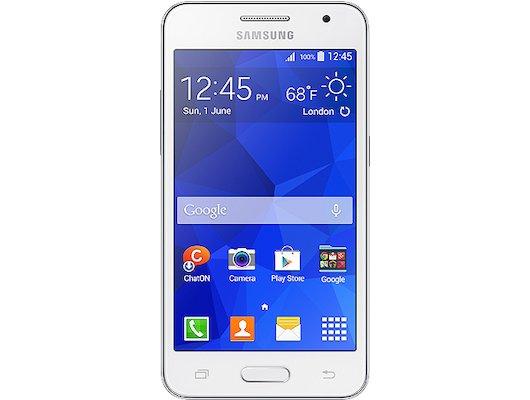 Смартфон Samsung SM-G355H Galaxy Core2 white