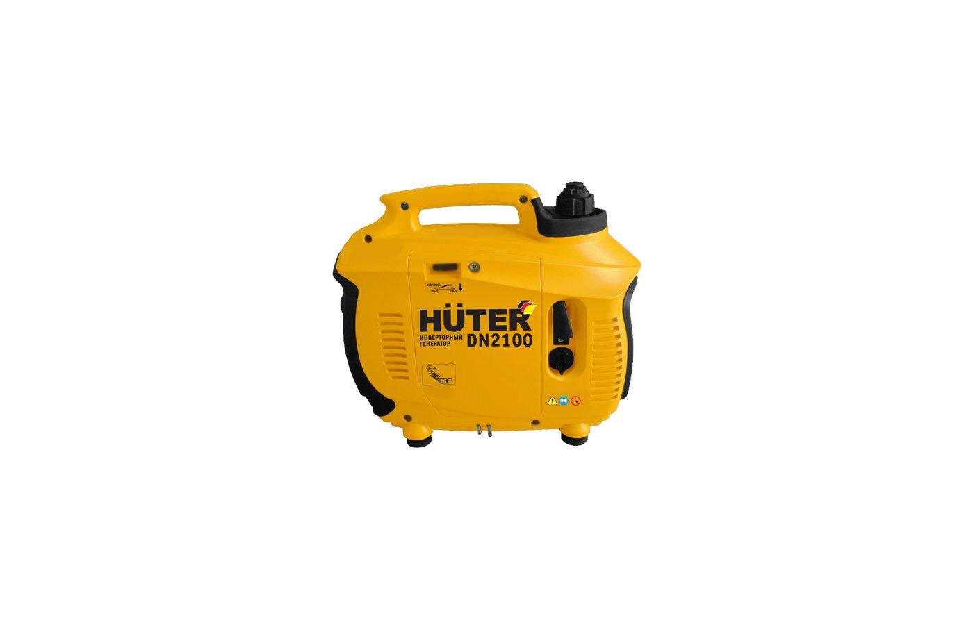 Генератор Huter DN2100
