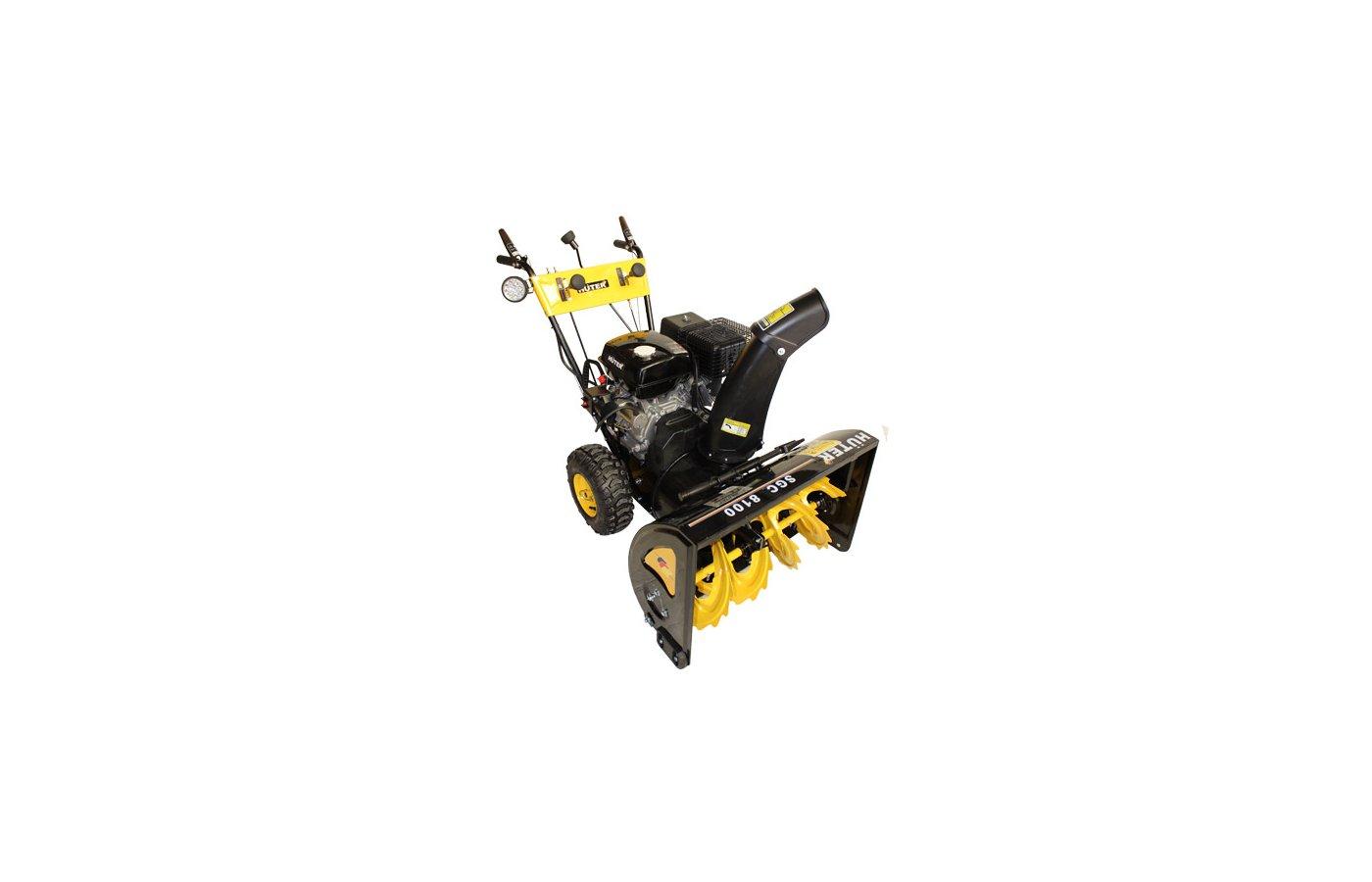 Снегоуборщик Huter SGC 8100