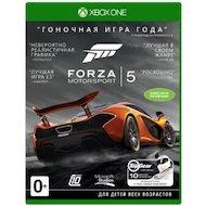 Forza 5 GOTY Xbox One (полностью на русском) (PK2-00020)