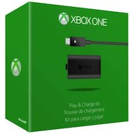 Комплект из аккумулятора и кабеля зарядки геймпада для Xbox One (S3V-00008)