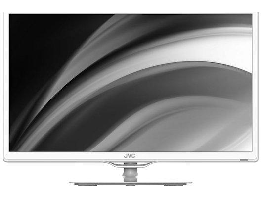 LED телевизор JVC LT 24M440W white