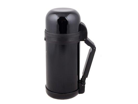 Термос LaPlaya 560047 Термос стальной Traditional 1.2л black