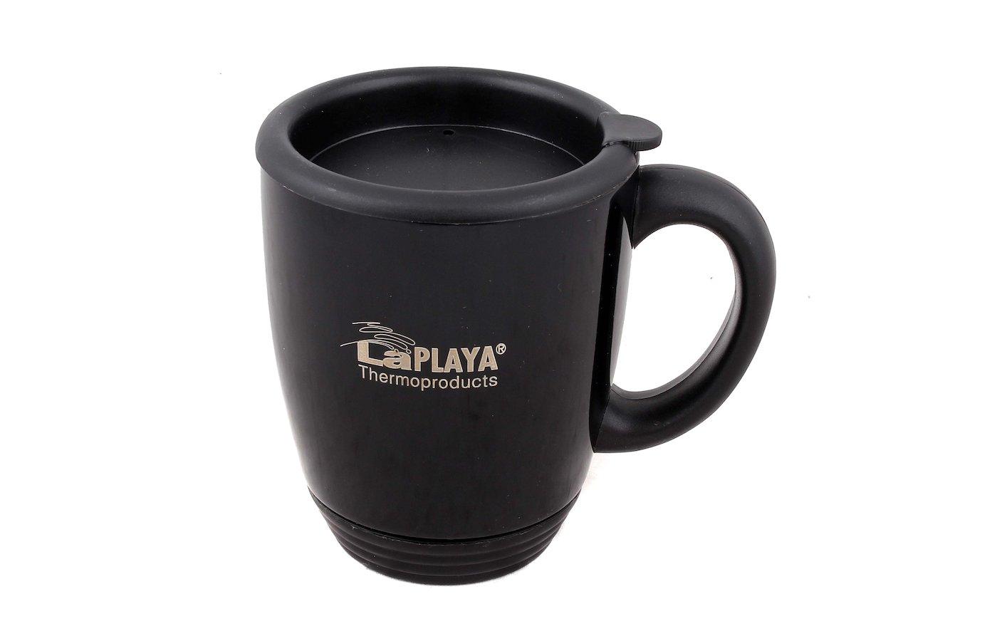 Термос LaPlaya 560022 Кружка-термос DFD 2040 Black 0.45л