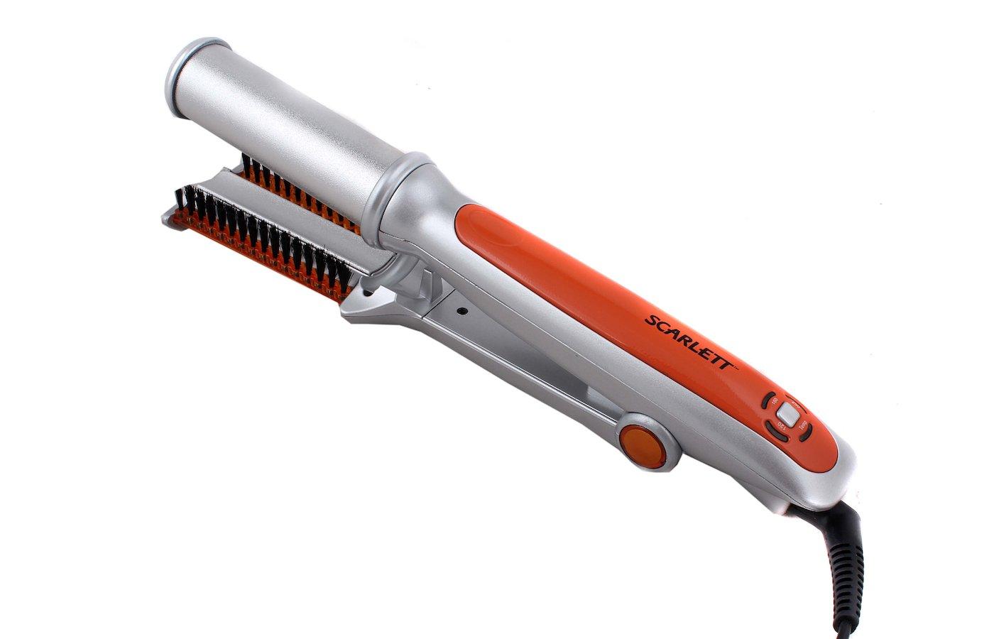 Щипцы для выпрямления волос Scarlett SC-1063