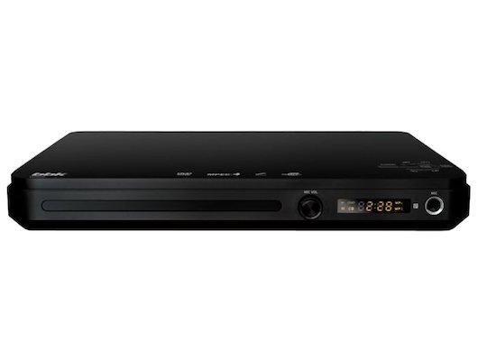 DVD-плеер BBK DVP 033S dark grey