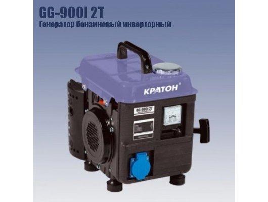 Генератор КРАТОН GG-900i 2T