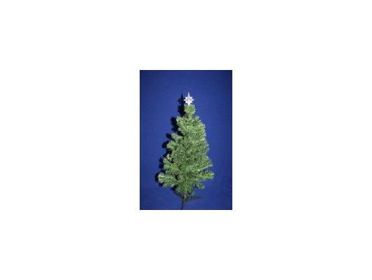 Елка Сноу Бум Елка со светодиодами и световолокном Санта 180см 40 ламп 201HT-B 387-057