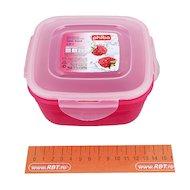Фото Контейнер БЫТПЛАСТ с11573 контейнер для продуктов СВЧ SAFE-FOOD квадр. 1.0л