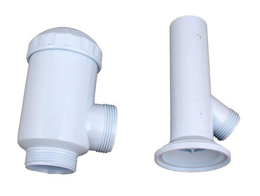 Аксессуары для подключения стиральных машин UDI Сифон 1 1/2х70мм (колба) GO PLAST