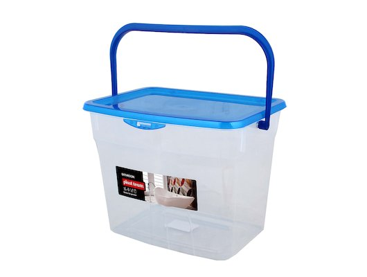 Корзины и контейнеры Plast Team 9057 Ведерко д/порошка 4.5л