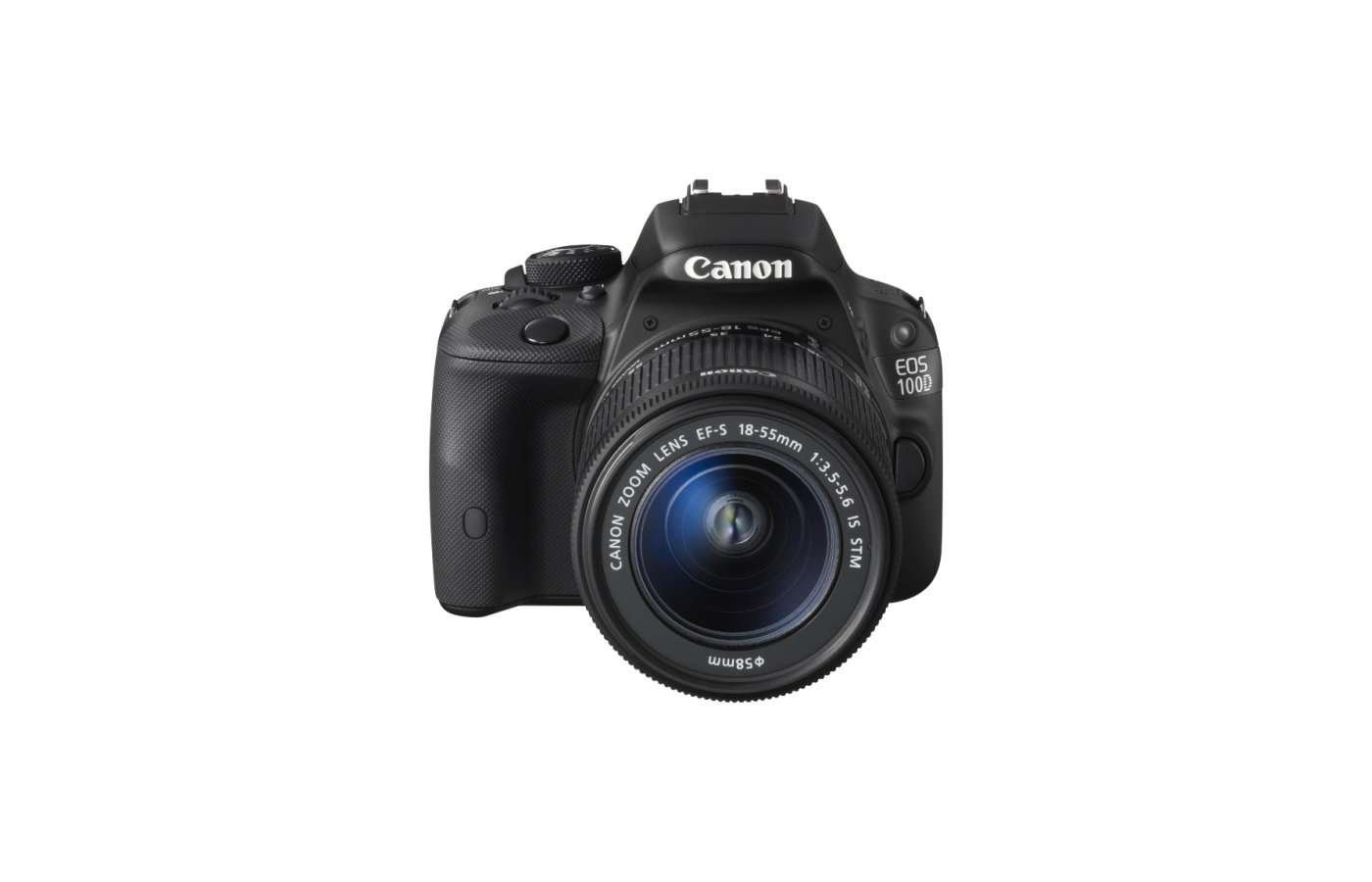 Фотоаппарат зеркальный CANON EOS 100D kit 18-55 IS STM