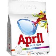 Фото Средства для стирки и от накипи APRIL Evolution Автомат Color Protection п/п 3 кг (3628)