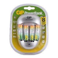 Зарядное устройство GP PB27GS270 для 4xAA/AAA + 4шт. AA 2700mAh