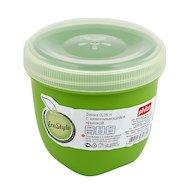 Фото Пластиковая посуда для СВЧ БЫТПЛАСТ 15464/11761 Контейнер Eco style 0.26л