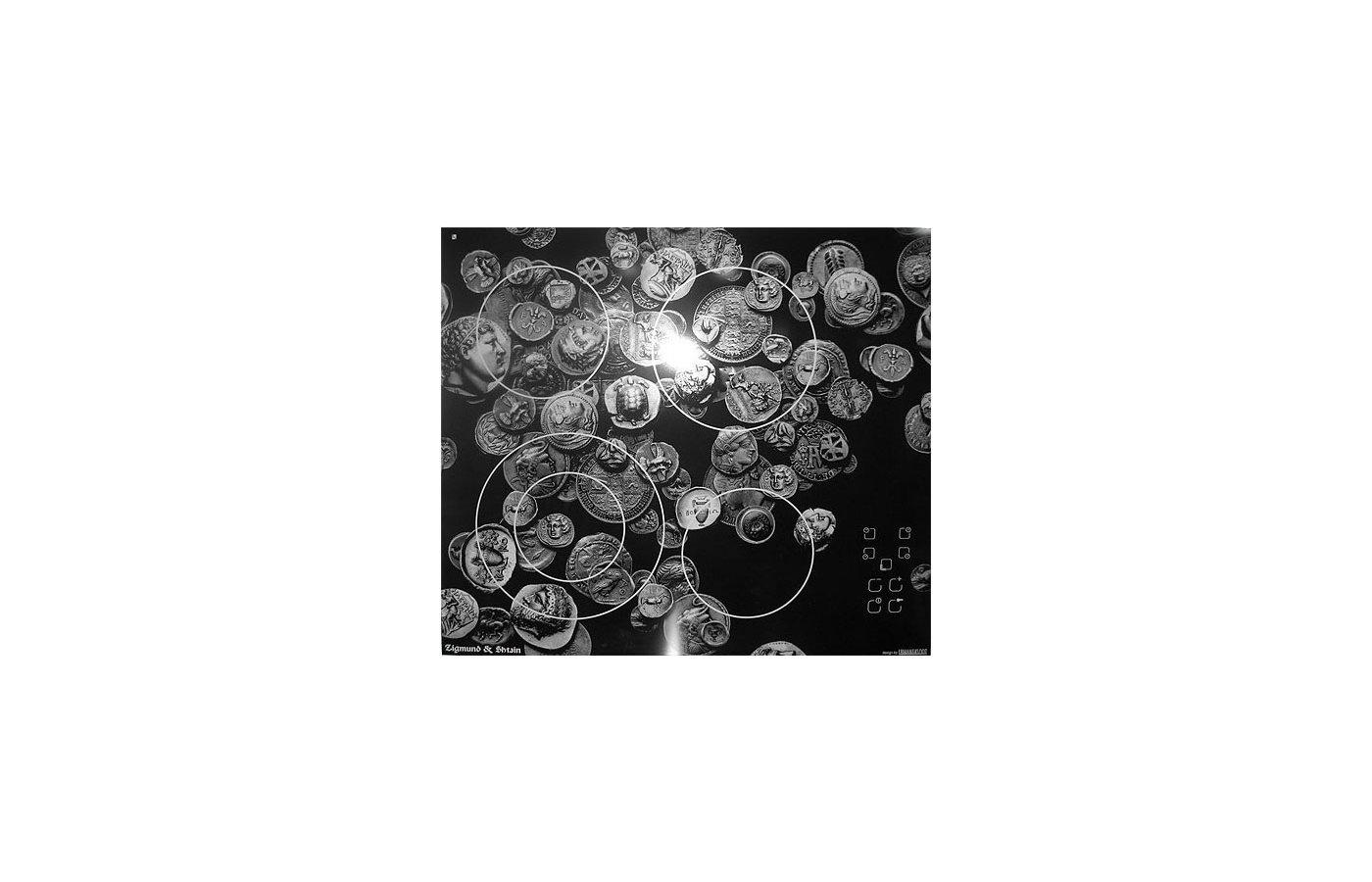 Варочная панель Zigmund & Shtain CNS 95.6 DX