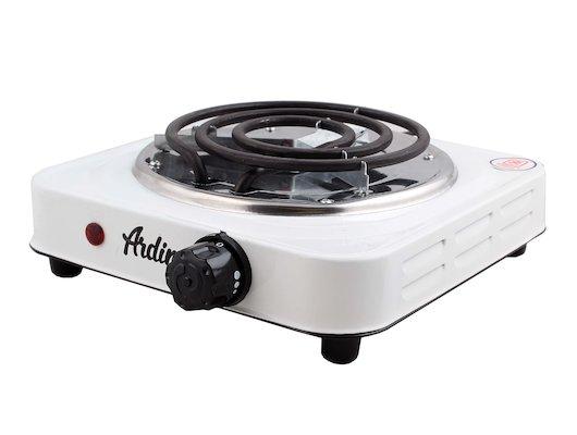Плитка электрическая ARDIN HPS 103 WHITE