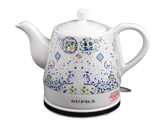 Чайник электрический  SUPRA KES-123C
