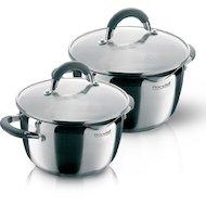 Набор посуды  Rondell RDS-339 4 пр: кастрюли с/кр 20 и 24 см Набор Flamme