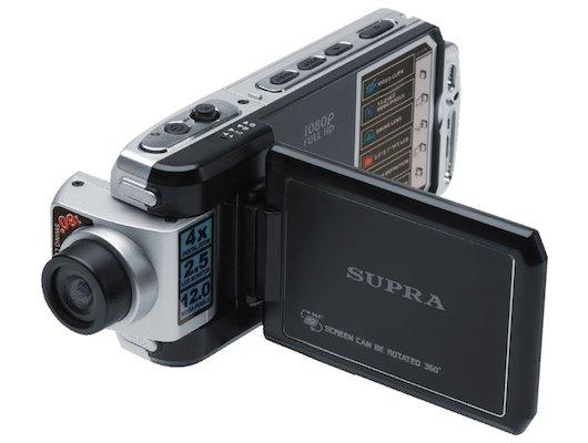 Видеорегистратор supra scr 550