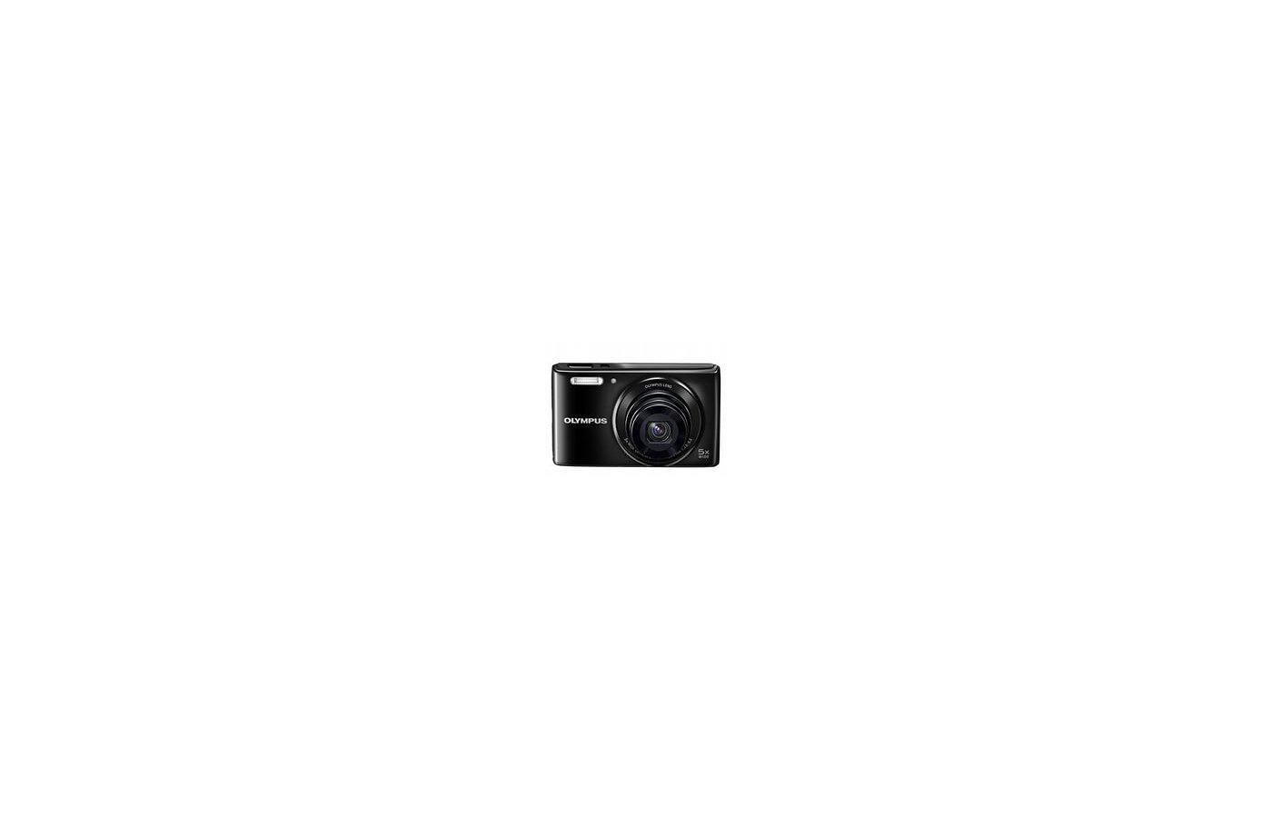 Фотоаппарат компактный OLYMPUS VG-180 black