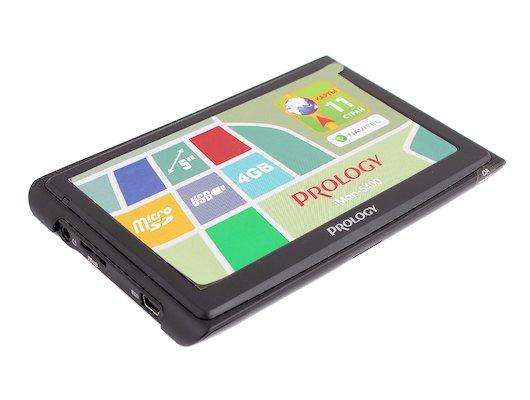 Навигатор PROLOGY iMAP-5400 Black