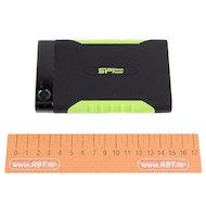 Фото Внешний жесткий диск Silicon Power SP500GBPHDA15S3K USB 3.0 500Gb 2.5 черный Armor A15