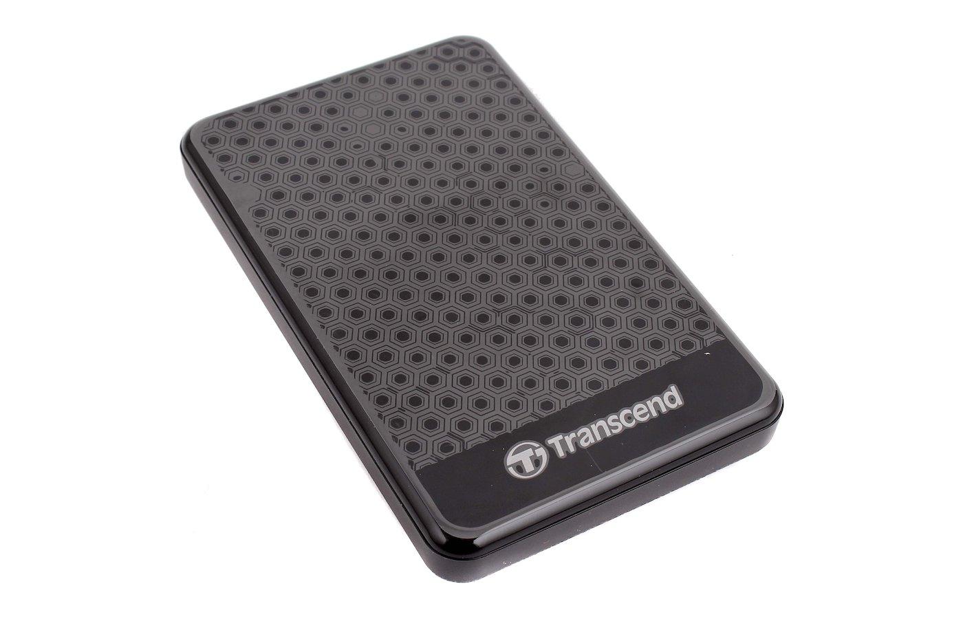 Внешний жесткий диск Transcend (TS1TSJ25A3K) 1TB 2.5 USB 3.0