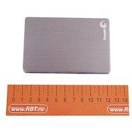 Фото Внешний жесткий диск Seagate STCD500204 Slim Portable Drive 500GB USB 3.0 RTL Silver