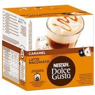 капсулы для кофеварок Nescafe Dolce Gusto Латте Маккиато Карамель