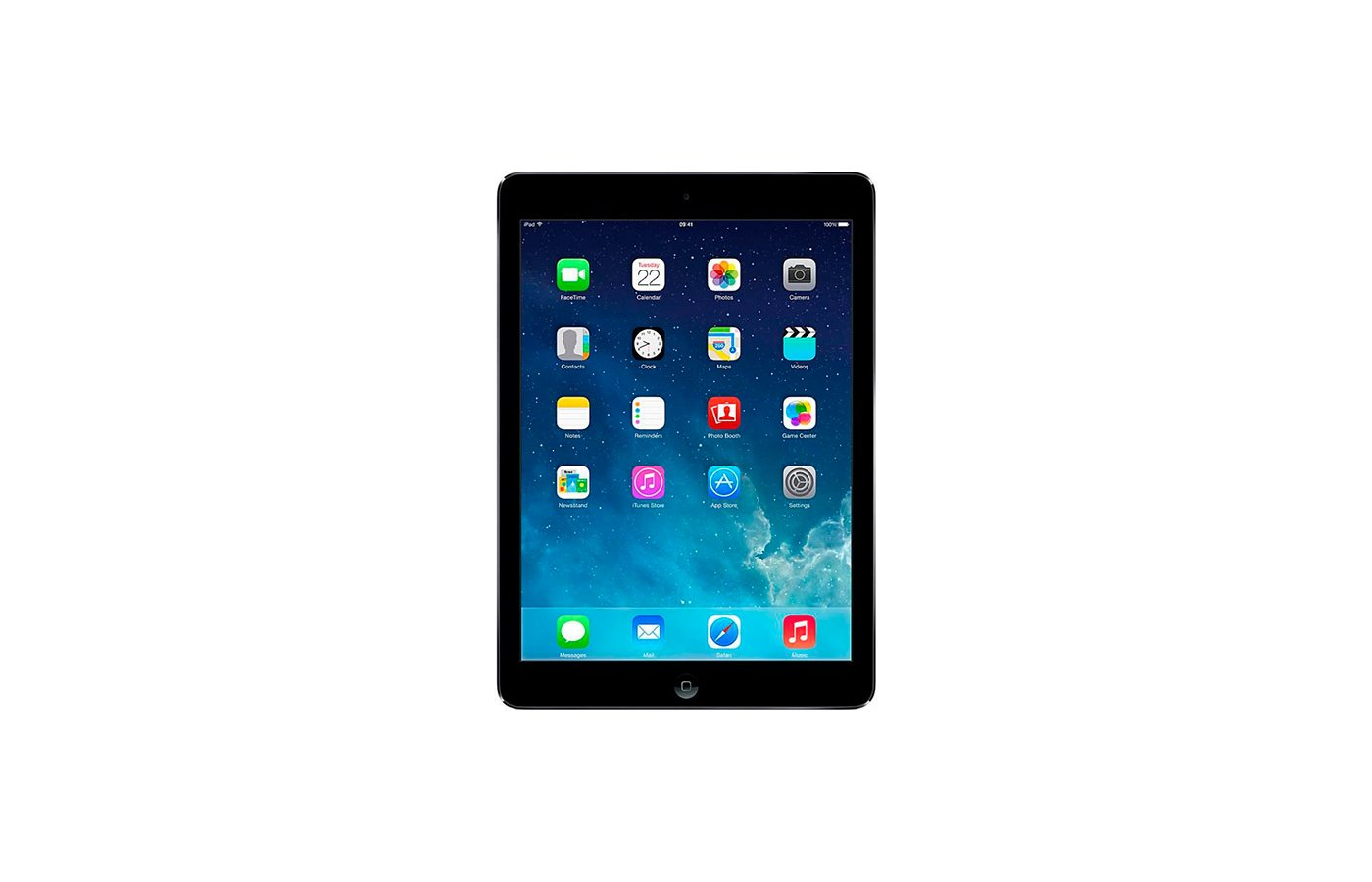 Планшет Apple iPad Air 2 WiFi + Cellular 128GB (MGWL2RU/A) Space Grey