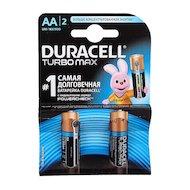 Батарейка Duracell TurboMax AA 2шт. LR6/2BL