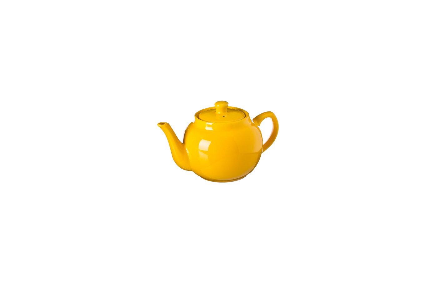 чайник заварочный FARFALLE 824-331 500мл желтый