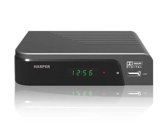 DVB-T2 ресивер HARPER HDT2-1510