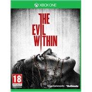 Фото Evil Within (Xbox One русские субтитры)