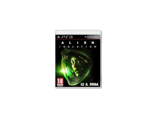 Alien: Isolation. Nostromo Edition (PS3 русская версия)