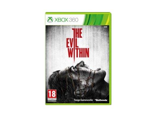 Evil Within (Xbox 360 русские субтитры)