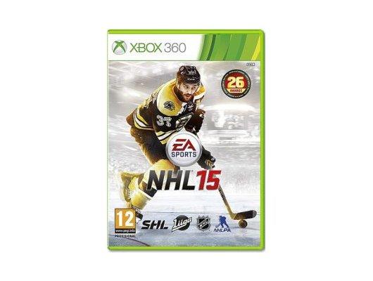 NHL 15 (Xbox 360 русские субтитры)