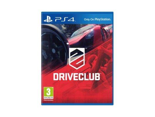 Driveclub (PS4 русская версия)
