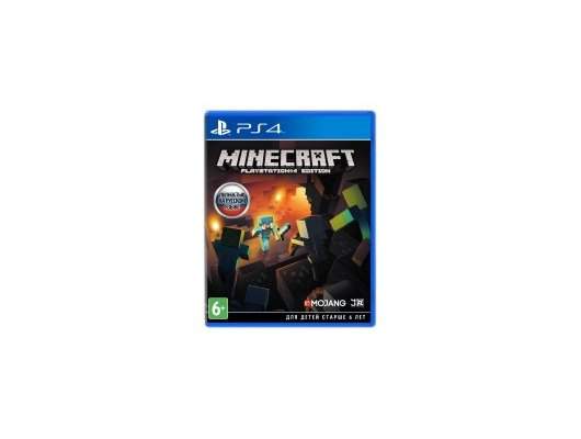 Minecraft. Playstation 4 Edition (PS4 русская версия)